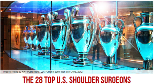 Top 28 Shoulder Surgeons Image